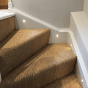 City Road - Staircase lighting