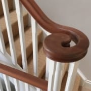 Parker Carpentry Modern Staircase