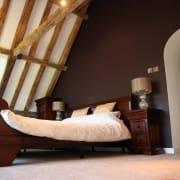 North Lodge Master Bedroom