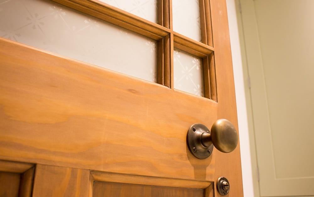 Parker Carpentry - Oak Internal Door