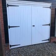 Garage Conversion - Garage Door