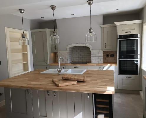 New Kitchen Worktops