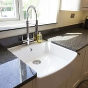 Garage Conversion - Kitchen sink
