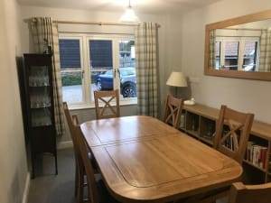 Garage Conversion - Dinning Room 1