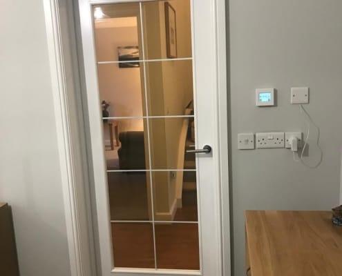 Garage Conversion - Doorway