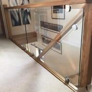 Parker Home - Glass Ballustrade