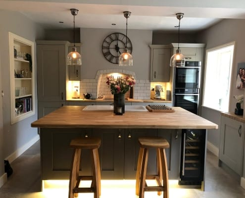 New Kitchen Completed
