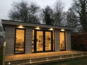 Garden Office - Parker Homes