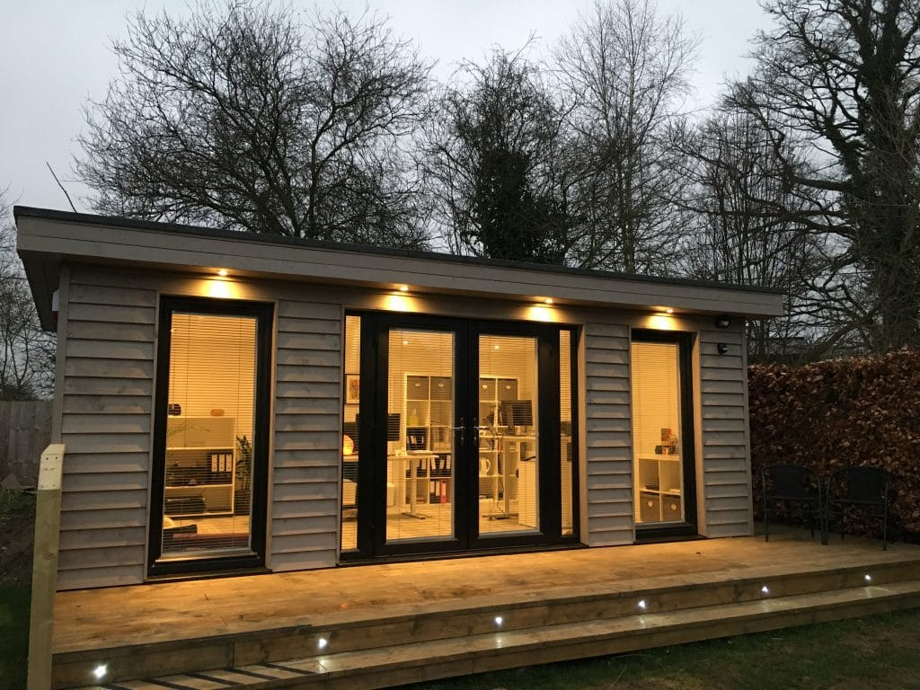 Garden Office - Parker Homes
